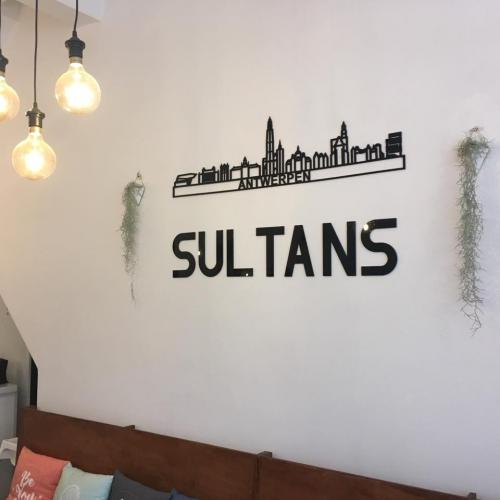 Sultan's Coffee Antwerpen